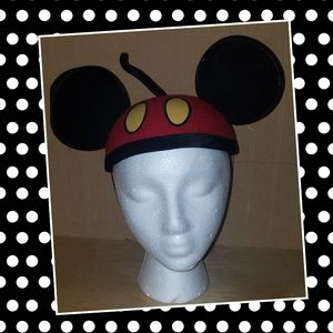 Mickey's Mouse ears
